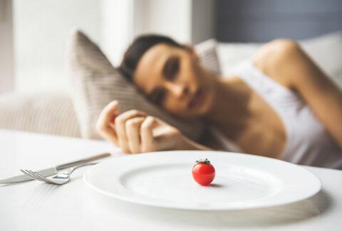 Anoressia Nervosa disagio psicologico
