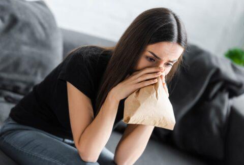 Attacchi di Panico disagio psicologico