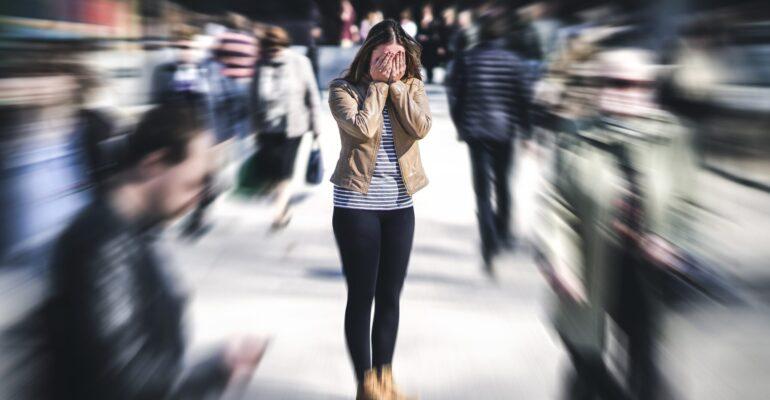 fobia sociale psicologo napoli